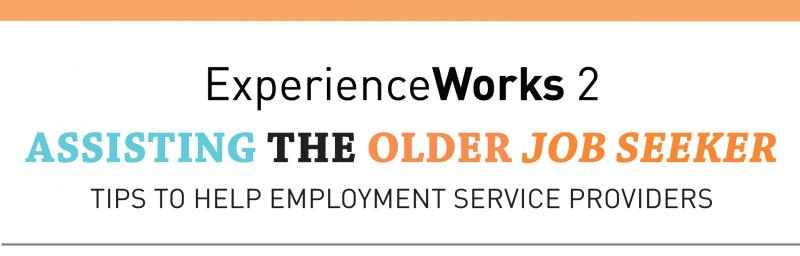 Tips for Employment Service Providers - Age Friendly - image